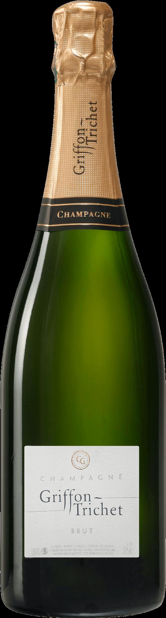 Champagne Griffon Trichet Notre Famille Bouteille de Champagne